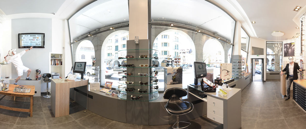 Opticien Annecy